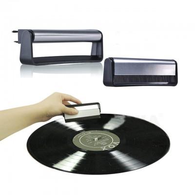 Čistící kartáček na gramofonové desky