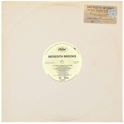 """MEREDITH BROOKS - Lay down (Candles in the rain) (12"""")"""