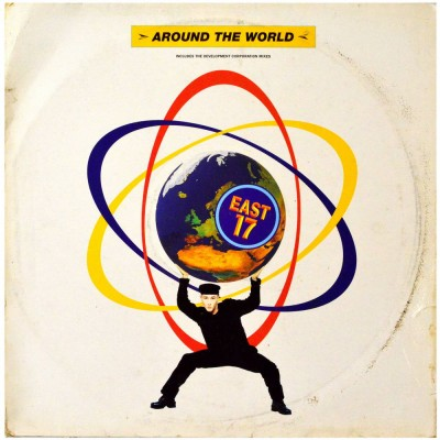 "EAST 17 - Around the world (12"")"