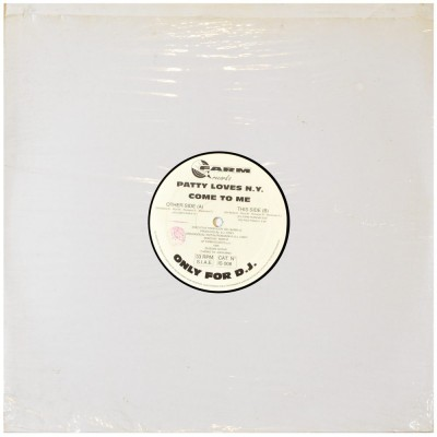 """PATTY LOVES N.Y. - Come to me (12"""")"""