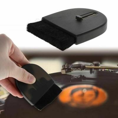 Čistící kartáček Anti-Static na gramofonové desky (OEM)