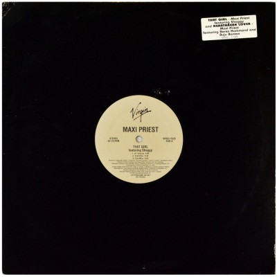 """MAXI PRIEST feat. SHAGGY - That girl (12"""")"""