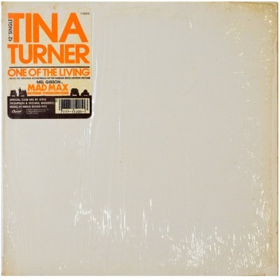 """TINA TURNER - One of the living (12"""")"""