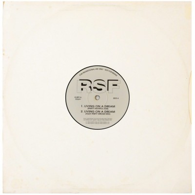 """RIGHT SAID FRED - Living on a dream (12"""")"""