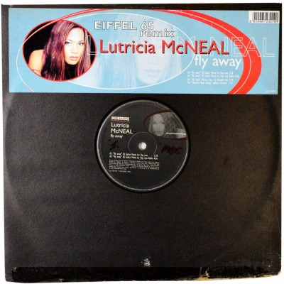 """LUTRICIA McNEAL - Fly away (12"""")"""