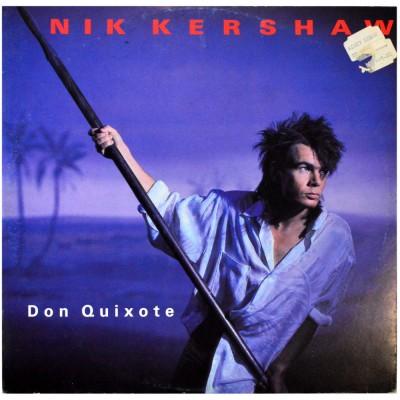 """NIK KERSHAW - Don Quixote (12"""")"""