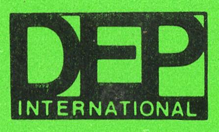 DEP International