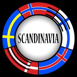 skandinavie